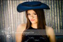 Vintage Flair / senior portraits, senior girls, senior photos, vintage clothing, vintage hats, vintage metal, vintage,