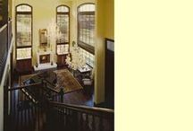 Old World/Traditional design/architecture