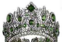 Jewels: CROWNS AND CROWN JEWELS / by Kathleen Gordon-Burke