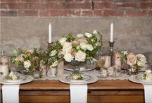 Rustic | Wedding / Rustic Wedding Inspiration