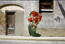 FLORAL STREET ART