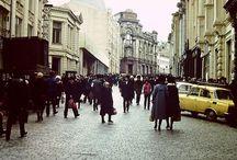Москва 1982 / старые фотографии с периода около 1982