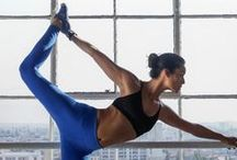 STRETCH AND STRENGTHEN / Studio training essentials for a stronger, leaner you. Yoga. Pilates. Barre. Dance.  / by Nike Women