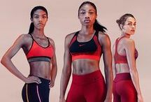 NIKE PRO BRA COLLECTION / The perfect fit for your sport. Introducing the new Nike Pro Bra Collection.