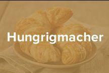 """""""Hungrigmacher"""" / Lebensmittel, die den Hunger nicht stillen, sondern sogar noch hungriger machen."""