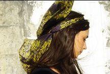 LASCLOE foulards en soie / Foulards en soie marque LASCLOE