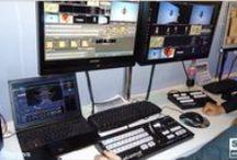 IBC 2010 / Ako každý rok, aj tento rok sme sa zúčastnili jednej z najväčších výstav zameraných na televíznu techniku, strih a spracovanie videa a vysielaciu techniku - IBC 2010 v Amsterdame.