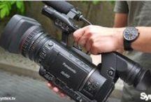 """Panasonic Broadcast 2011 v Prahe / Začiatkom júna, konkrétne 2.6. sme mali krátku prezentačnú akciu zameranú predovšetkým na nové produkty Panasonic Broadcast. Medzi predstavenými produktami boli úplne novinky ako napr. AG-HPX3100 + WiFi, nová 1/3"""" AVCHD kamera AC160, nová 1/3"""" HPX250 P2 kamera, 3D ready P2 deck HPD24 ako aj obrovská 85"""" profi plazma s HD-SDI kartou."""