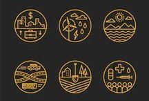 Icon / アイコンデザイン。