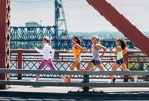 WE RUN / We Run ______. Start strong and finish stronger with Nike running motivation to help you reach your personal best. / by NikeWomen