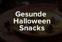 gesunde Halloween Snacks