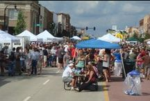 Events Downtown Marshfield
