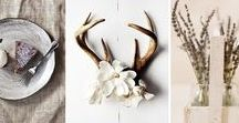 Scandinavian | Wedding / Scandinavian inspired weddings