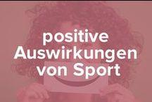 Positive Auswirkungen von Sport