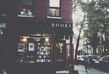 B o o k s / Books, books and more books