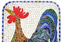 Mozaiek en Glas