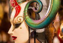 Masks / Artistic masks