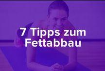 7 Tipps, die Deinen Fettabbau ankurbeln