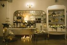Dessert Tables & More / Decadent Dessert tables with special treats