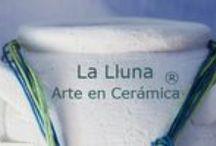 Nuestra Web : www.lallunaceramica.com