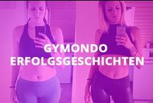 GYMONDO Erfolgsgeschichten / Diese Kunden haben es mit Hilfe von GYMONDO und viel Disziplin geschafft schlanker und fitter zu werden. Herzlichen Glückwunsch!