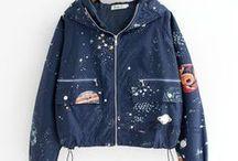Jacket lover / #jacket #vintage