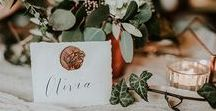 Copper & Foliage / Copper & Foliage Shoot styled by WeddingCreationsUK Image by Lola Rose Photography Flowers by Twiggy thistle