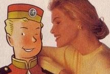 60 ans de publicités Interflora