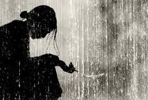 rain / by Ingrid Brugge