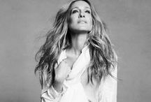 Carrie/SJP / Love Carrie and SJP's style / by Ger