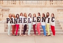 Panhellenic Love / by USA GreekLife