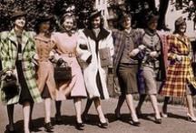 1930s/1940s inspiration