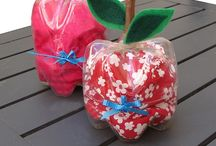 Recycling - craft ideas / Craft ideas using recycled materials.