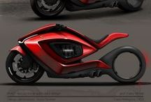 Autos, Motorcycles, Bikes & Trikes / by Shelly Seales