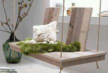 Pallets (palets) / muebles con palets