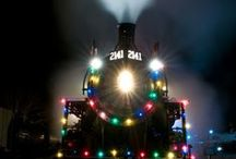 Trains / by Shelly Seales
