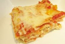 LASAGNE  gluten free / Kitchen Wisdom Gluten Free Lasagne Recipe  http://kitchenwisdomglutenfree.com/2014/01/19/lasagne-gluten-free-forget-what-you-know-about-wheatc-january-2014/