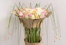 Art Floral - Tendances Florales / Créations artistiques autour de l'univers de la fleur.