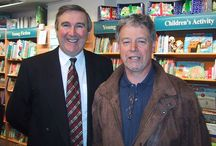Gallery of Authors / These authors have visited our bookshop