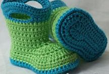 crochet and knitting inspirations