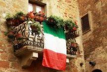 Italiano ed ITALIA (Torino, Padova, Venezia, Verona, Firenze, Siena)