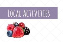 Local Activities / How can you get active in Charlotte, NC? Follow this board to find out.
