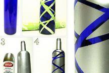 glass, bottles, jars, cans / Glasses, bottles, jars...