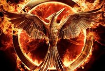 The hunger games / If we burn you burn with us / by Riley Pittman