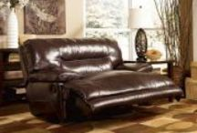 Luxurious Leather / All things luxurious leather for every room of your home.  / by American Furniture Warehouse