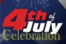 4th of July / All things patriotic to help you make your home 4th of July ready.  / by American Furniture Warehouse