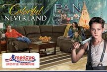 Pan Movie / Pan Movie Promotion with Ashley Furniture  / by American Furniture Warehouse