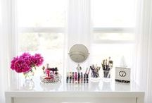 Dream Dressers / Some day I will have the perfect makeup dresser!