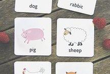English activities (infantil) / English activities