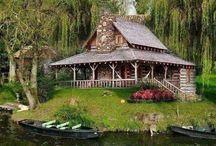Dream House / Beautiful interior& exterior design